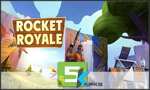 Rocket Royale free apk full download 5kapks1