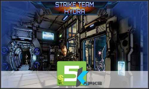 Strike Team Hydra free apk full download 5kapks