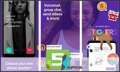 TextNow Free Texting & Calling App free apk full download 5kapks