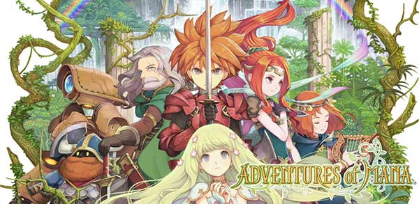 Adventures of Mana free apk full download 5kapks