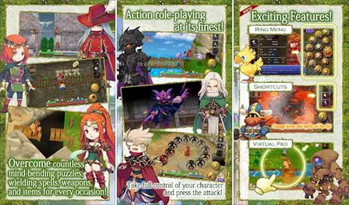 Adventures of Mana mod free apk full download 5kapks