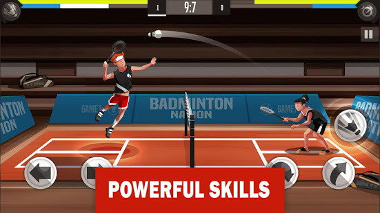 Badminton League mod latest version download free apk 5kapks