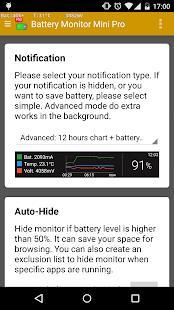 Battery Monitor Mini Pro mod latest version download free apk 5kapks