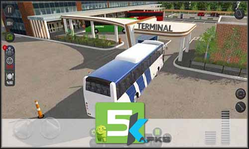 Bus Simulator Ultimate mod free apk full download 5kapks