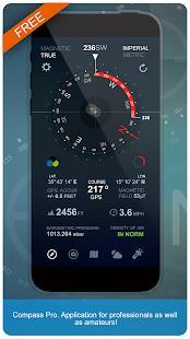 Compass Pro mod latest version download free apk 5kapks