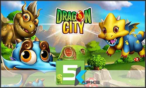 Dragon City free apk full download 5kapks