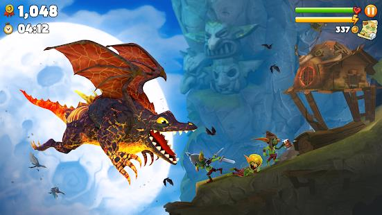 Hungry Dragon™ mod latest version download free apk 5kapks
