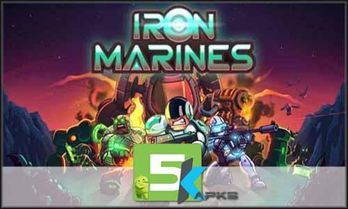 Iron Marines free apk full download 5kapks