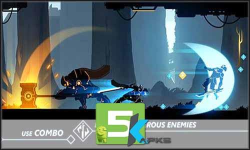 Overdrive – Ninja Shadow Revenge mod free apk full download 5kapks