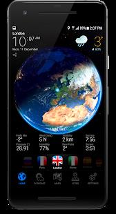 3D EARTH PRO - local weather forecast & rain radar mod latest version download free apk 5kapks
