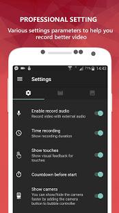 AZ Screen Recorder - No Root free apk full download 5kapks