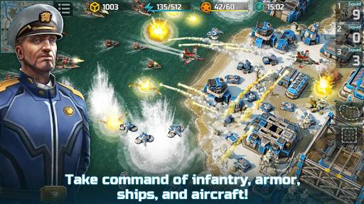 Art of War 3 PvP RTS modern warfare strategy game mod latest version download free apk 5kapks