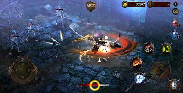 BloodWarrior mod latest version download free apk 5kapks