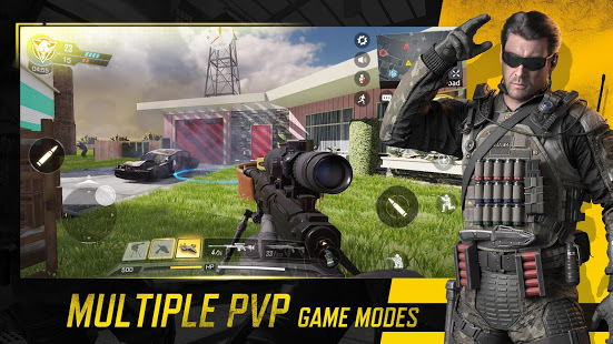 Call of Duty® Mobile free apk full download 5kapks