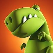 Crazy Dino Park apk free download 5kapks