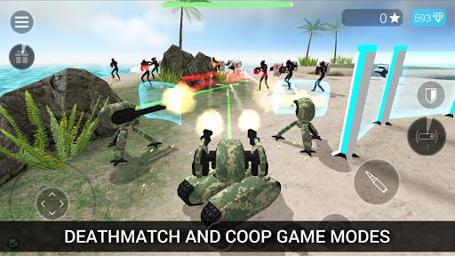 CyberSphere TPS Online Action-Shooting Game mod latest version download free apk 5kapks