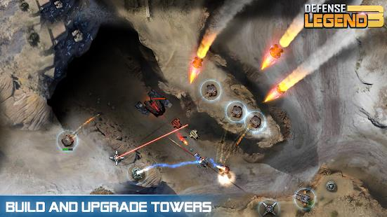 Defense Legend 3 Future War free apk full download 5kapks