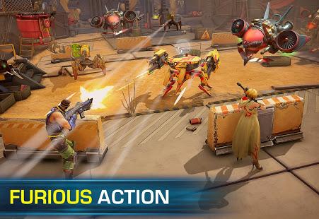 Evolution 2 Battle for Utopia free apk full download 5kapks
