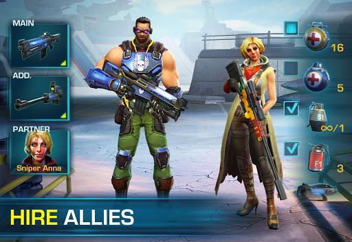 Evolution 2 Battle for Utopia mod latest version download free apk 5kapks