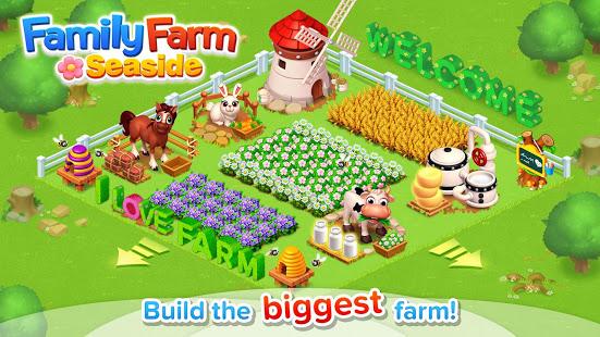 Family Farm Seaside free apk full download 5kapks