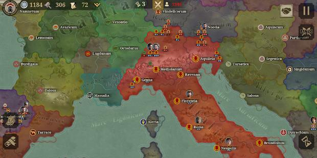 Great Conqueror:Rome free apk full download 5kapks