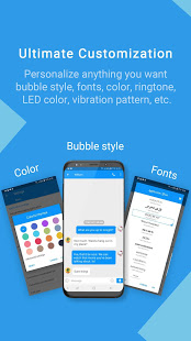 Handcent Next SMS (Best texting with MMS,stickers) free apk full download 5kapks
