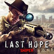 Last Hope Sniper - Zombie War: Shooting Games FPS apk free download 5kapks