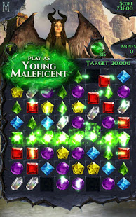 Maleficent Free Fall mod latest version download free apk 5kapks