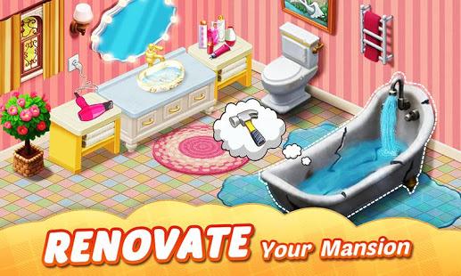 Matchington Mansion mod latest version download free apk 5kapks
