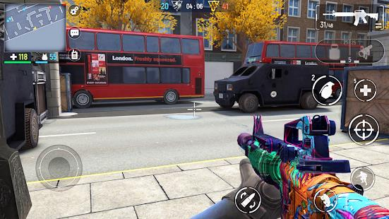 Modern Ops - Online FPS (3D Shooter) free apk full download 5kapks