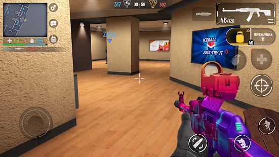 Modern Ops - Online FPS (3D Shooter) mod latest version download free apk 5kapks