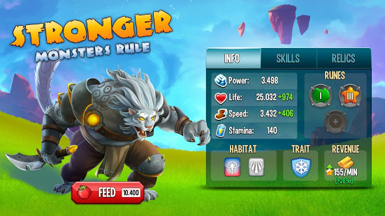 Monster Legends free apk full download 5kapks