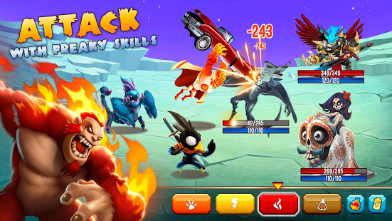 Monster Legends mod latest version download free apk 5kapks