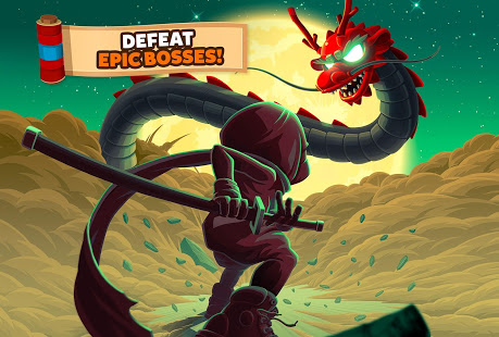 Ninja Dash Run - New Games 2019 free apk full download 5kapks