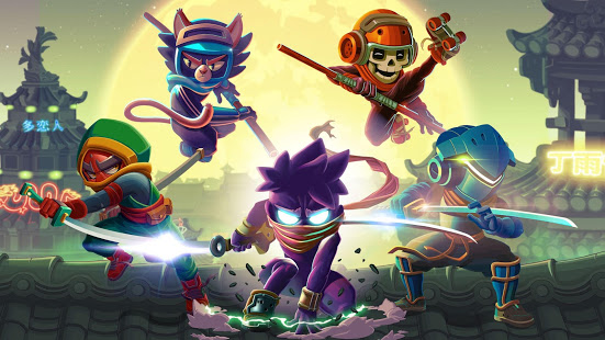 Ninja Dash Run - New Games 2019 mod latest version download free apk 5kapks