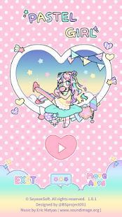 Pastel Girl free apk full download 5kapks