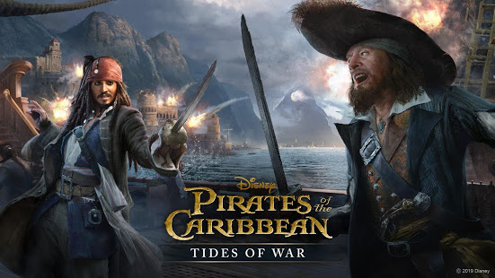 Pirates of the Caribbean ToW free apk full download 5kapks
