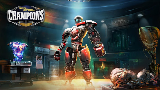 Real Steel Boxing Champions free apk full download 5kapks