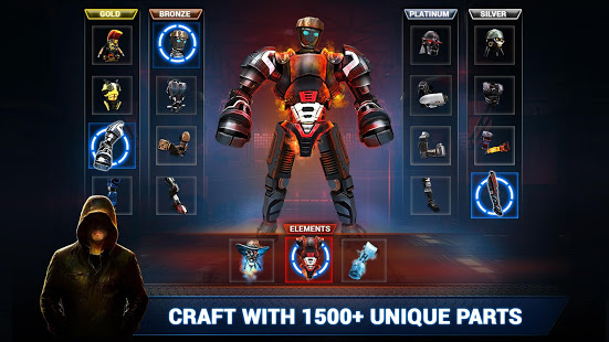 Real Steel Boxing Champions mod latest version download free apk 5kapks