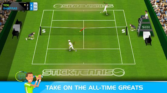 Stick Tennis free apk full download 5kapks