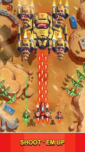 Strike Force - Arcade shooter - Shoot 'em up free apk full download 5kapks