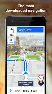 Sygic GPS Navigation & Maps mod latest version download free apk 5kapks