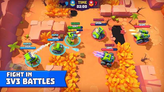 Tanks A Lot! - Realtime Multiplayer Battle Arena free apk full download 5kapks