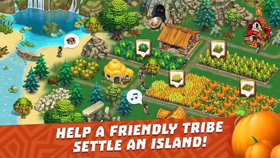 The Tribez Build a Village free apk full download 5kapks