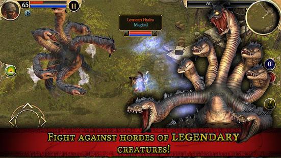 Titan Quest mod latest version download free apk 5kapks