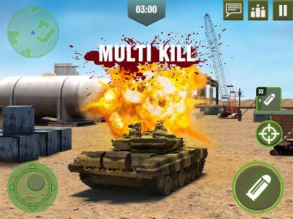 War Machines Free Multiplayer Tank Shooting Games free apk full download 5kapks