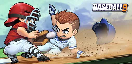baseball-9 free apk full download 5kapks
