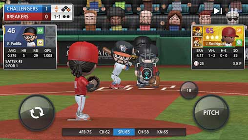 baseball 9 mod free apk full download 5kapks