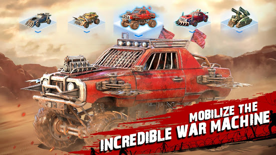 56 Mobil Zombie Mod Apk HD