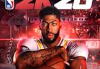 NBA 2K20 apk 5kapks